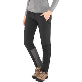 SALEWA Sesvenna Skitour Durastretch Pantalon Femme, black out